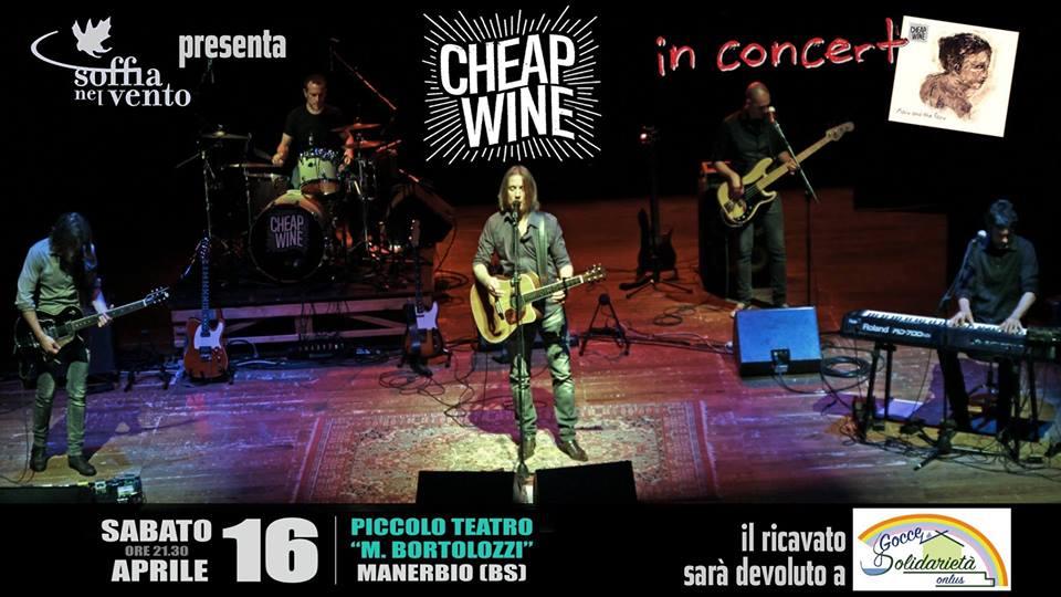 cheeap wine locandina